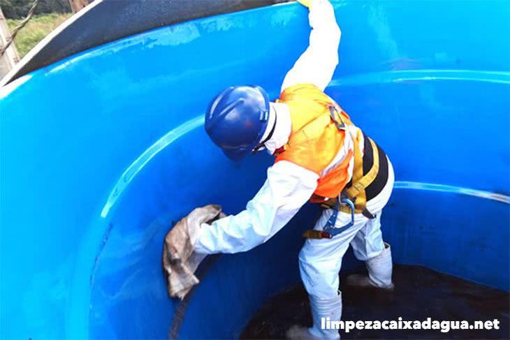 Limpeza de Caixa D'água em Campinas