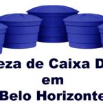 Limpeza de Caixa D'água em Belo Horizonte